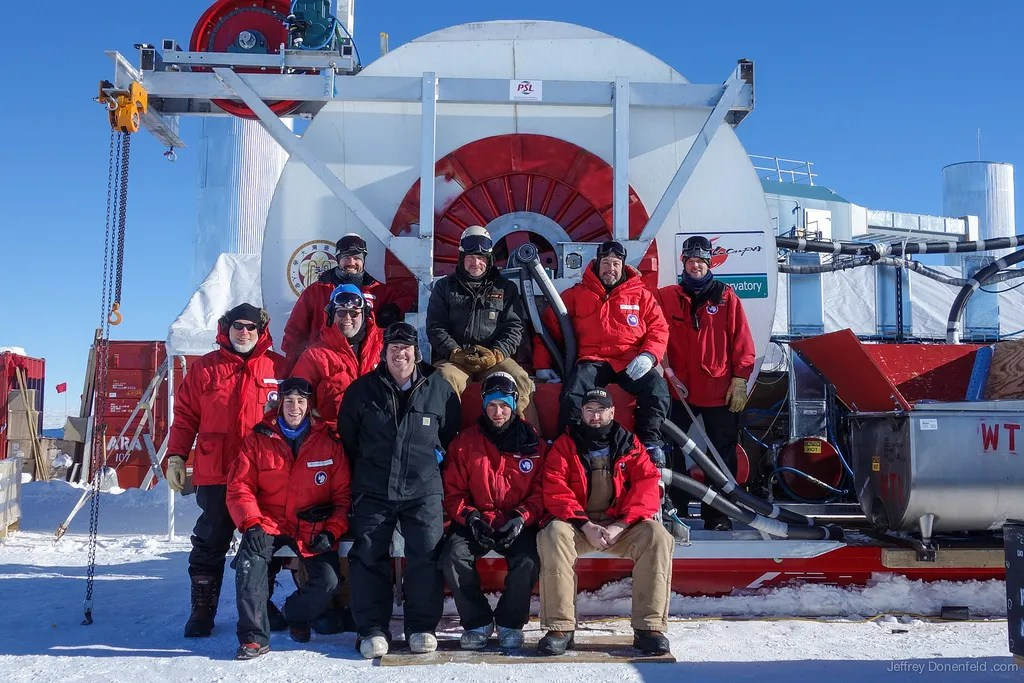 Frequently Asked Questions about life at the Amundsen-Scott South Pole Station, Antarctica